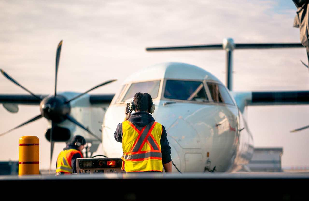 IATA Airport Ramp Services