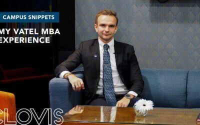 Campus Snippets: My Vatel MBA Experience – Clovis