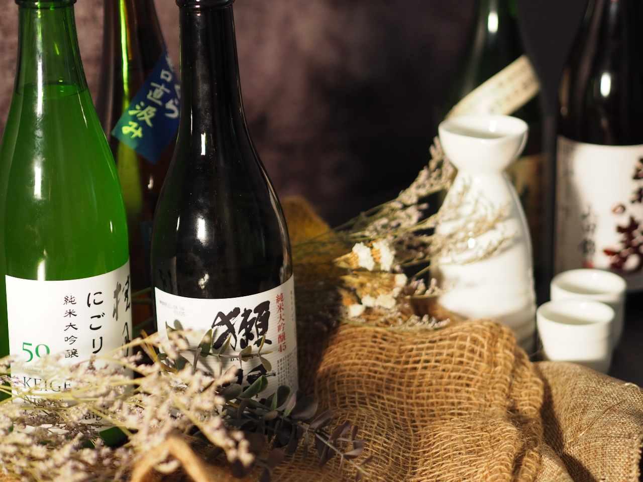Introduction to Sake Workshop Singapore