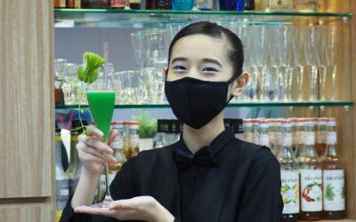 SDH crowns Champion for National Cocktail Competition (Student Category) 2021