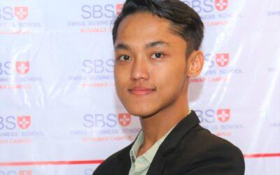 SDH Alumni Spotlight: Min Khant Kyaw (Steven)